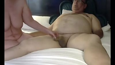 long massage but dont wakeup tiny dick..