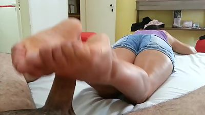 Mature Latina Intense Solejob