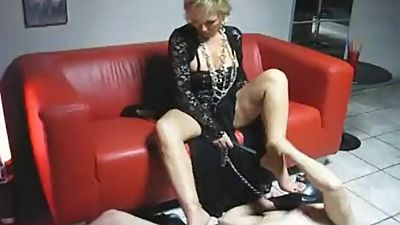 Lady Barbara - Feetmassage
