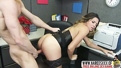 Happy Mommy Danica Dillon In Stockings..