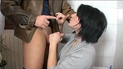 Beautiful Mature Milf Got Rude Sex At..