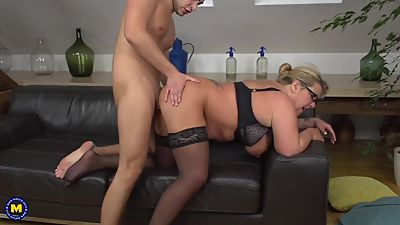 German Mature Milf Granny - german - Mature Milf