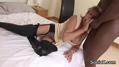 Unfaithful uk milf lady sonia presents..