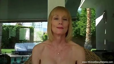 Deep Wet Blowjob From Granny