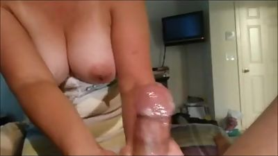 big cock handjob huge cumshot spurts