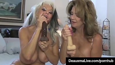 Texas Cougar Deauxma Watches As Sally..