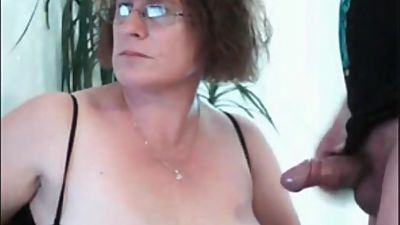 My MILF Exposed Hairy mature wife..