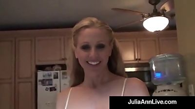 World Famous Milf Julia Ann Gets A..
