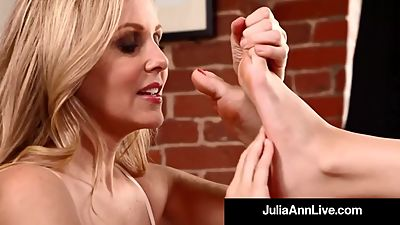 Hottest Milf Julia Ann & Kimberly..
