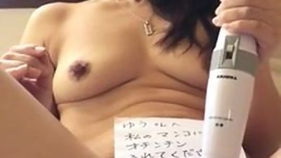 Mature Asian Pleasing Herself