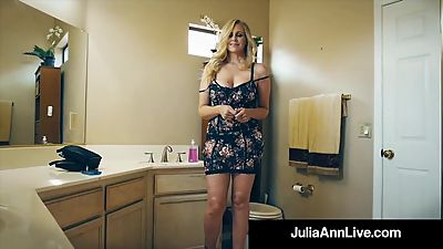 The Hottest Milf In Porn Julia Ann..