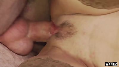 WANKZ- Mature Whore Loves Doggystyle
