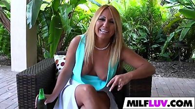 Tight Latina MILF Natalia