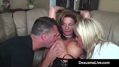 Role Play by Sexy Cat Woman Milf..
