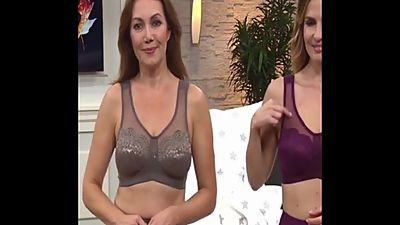 MILF in Lingerie - Teleshopping
