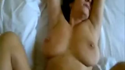 Naughty Polish Granny Takes Fresh Cock